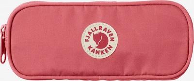 Fjällräven Tasche in pink / pastellrot / weiß, Produktansicht