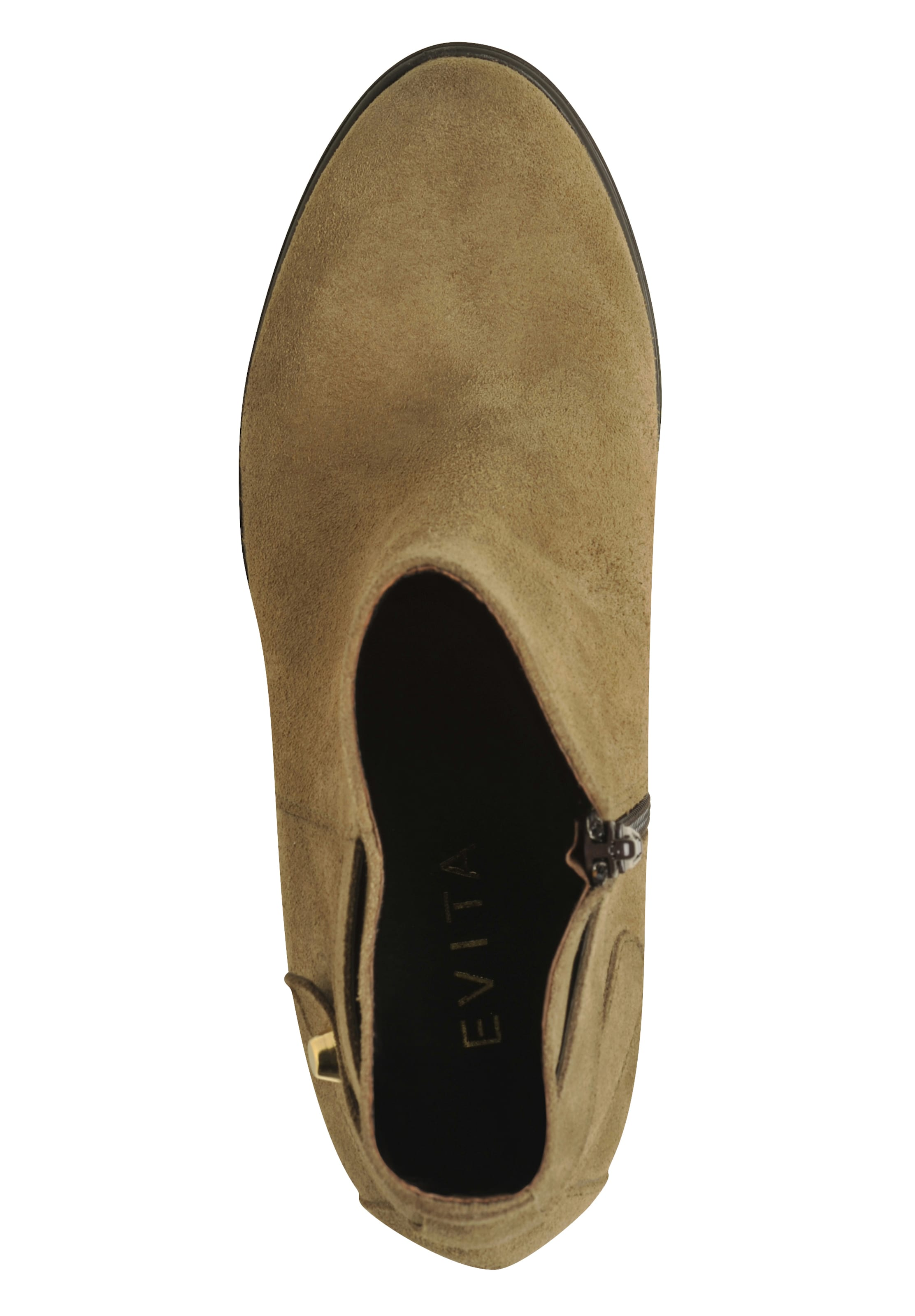Evita In Camel Evita Stiefelette Damen NOwvm8n0