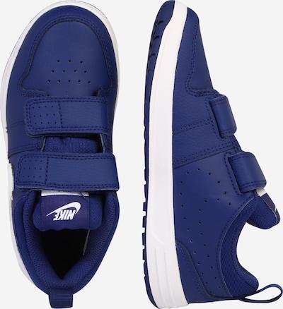 Sportbačiai 'Pico 5' iš Nike Sportswear , spalva - mėlyna / balta: Vaizdas iš šono