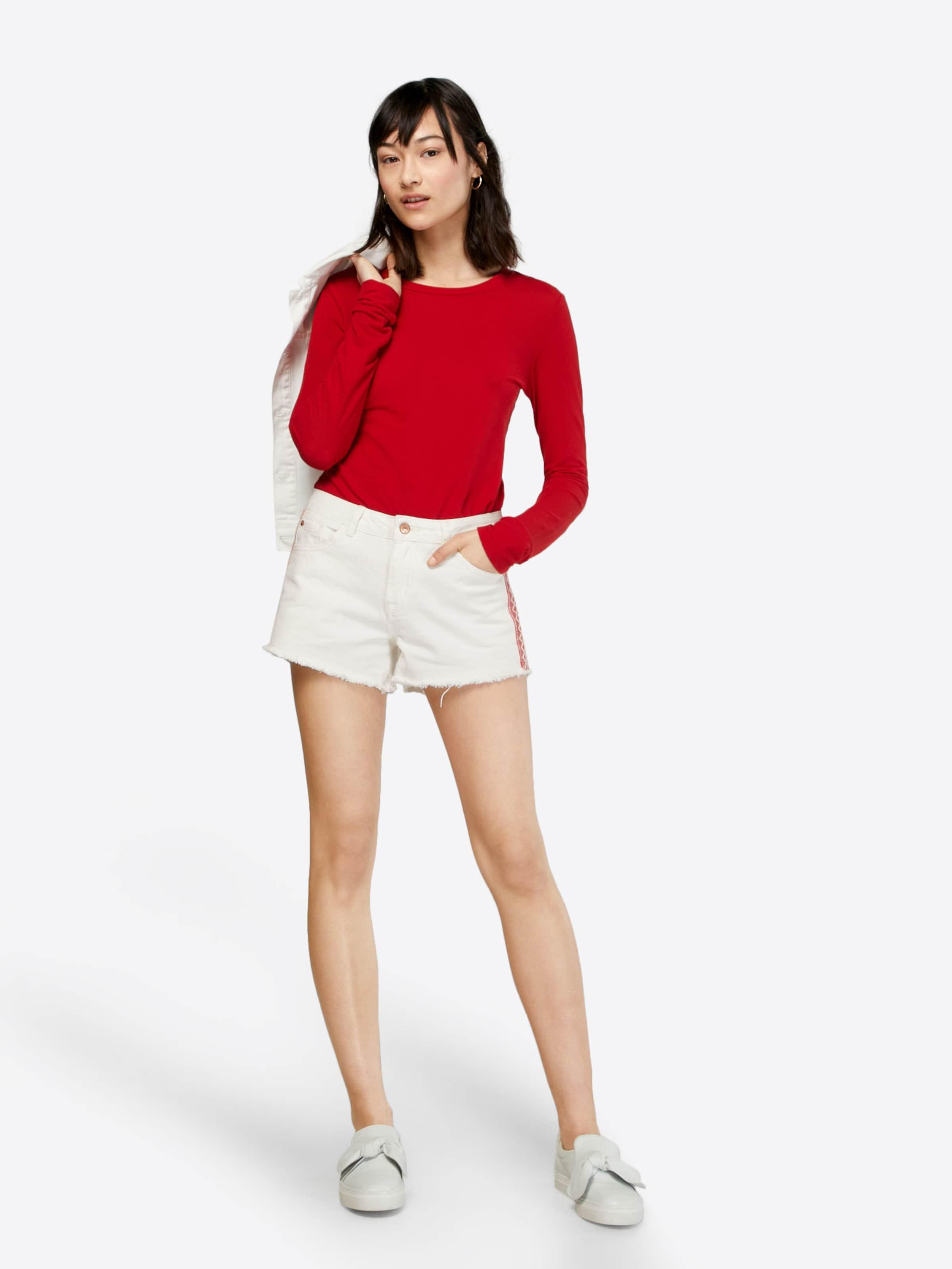 Shorts Look RotWeiß In Regular New Y2WIDEH9