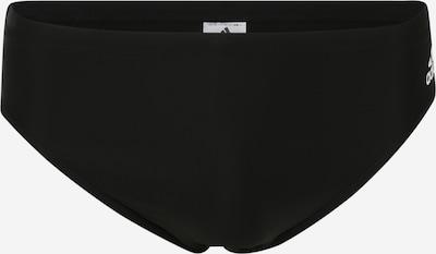 ADIDAS PERFORMANCE Badehose 'FIT TR BOS' in schwarz / weiß, Produktansicht
