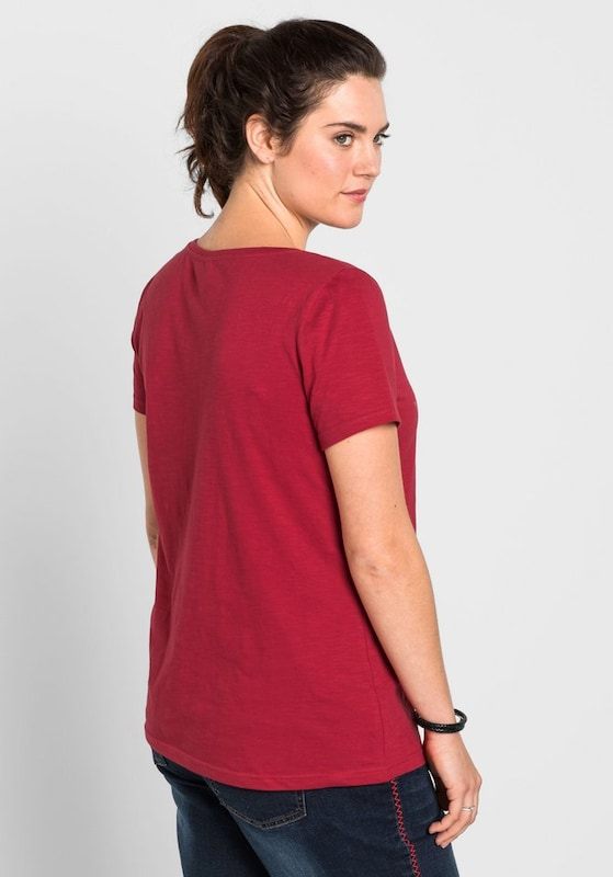 sheego casual T-Shirt