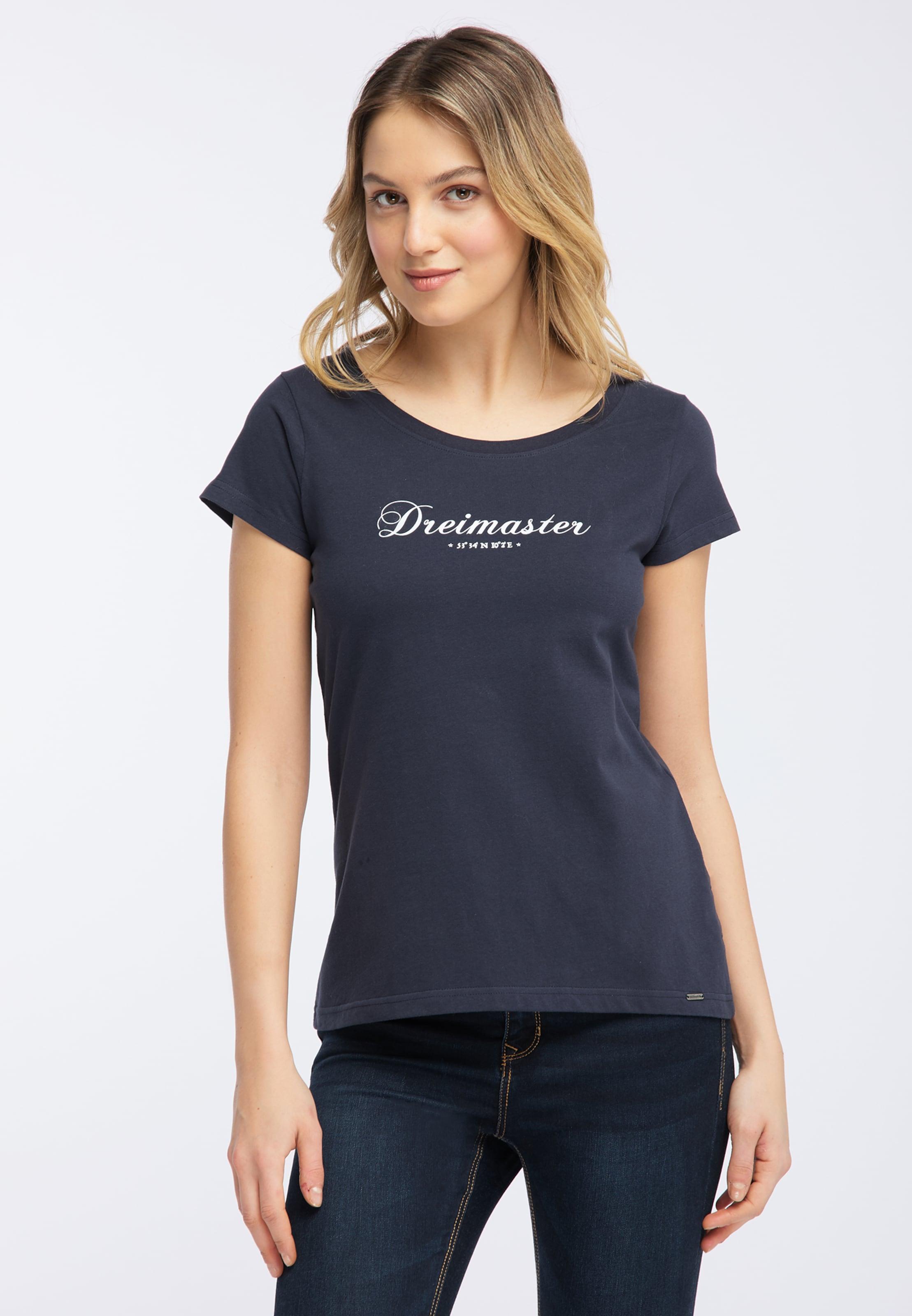 En shirt Dreimaster Marine shirt En T shirt T Dreimaster T Marine Dreimaster v8n0wmN