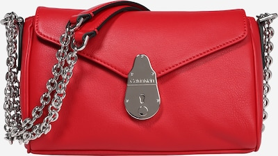 Calvin Klein Crossbody bag in red / silver, Item view