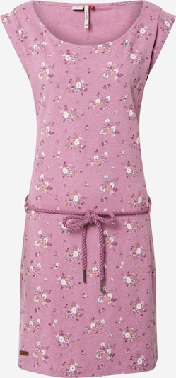 Ragwear Kleid 'TAMY' in lila / rot, Produktansicht