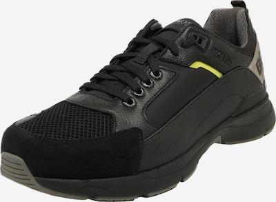 Sportbačiai be auliuko 'Velocity_Runn_rbmx2' iš BOSS , spalva - geltona / juoda, Prekių apžvalga
