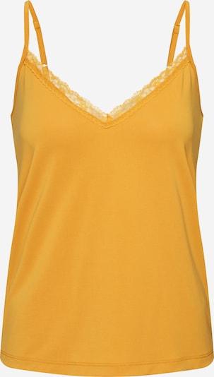 minimum Top 'Sussie 0281' in gelb, Produktansicht