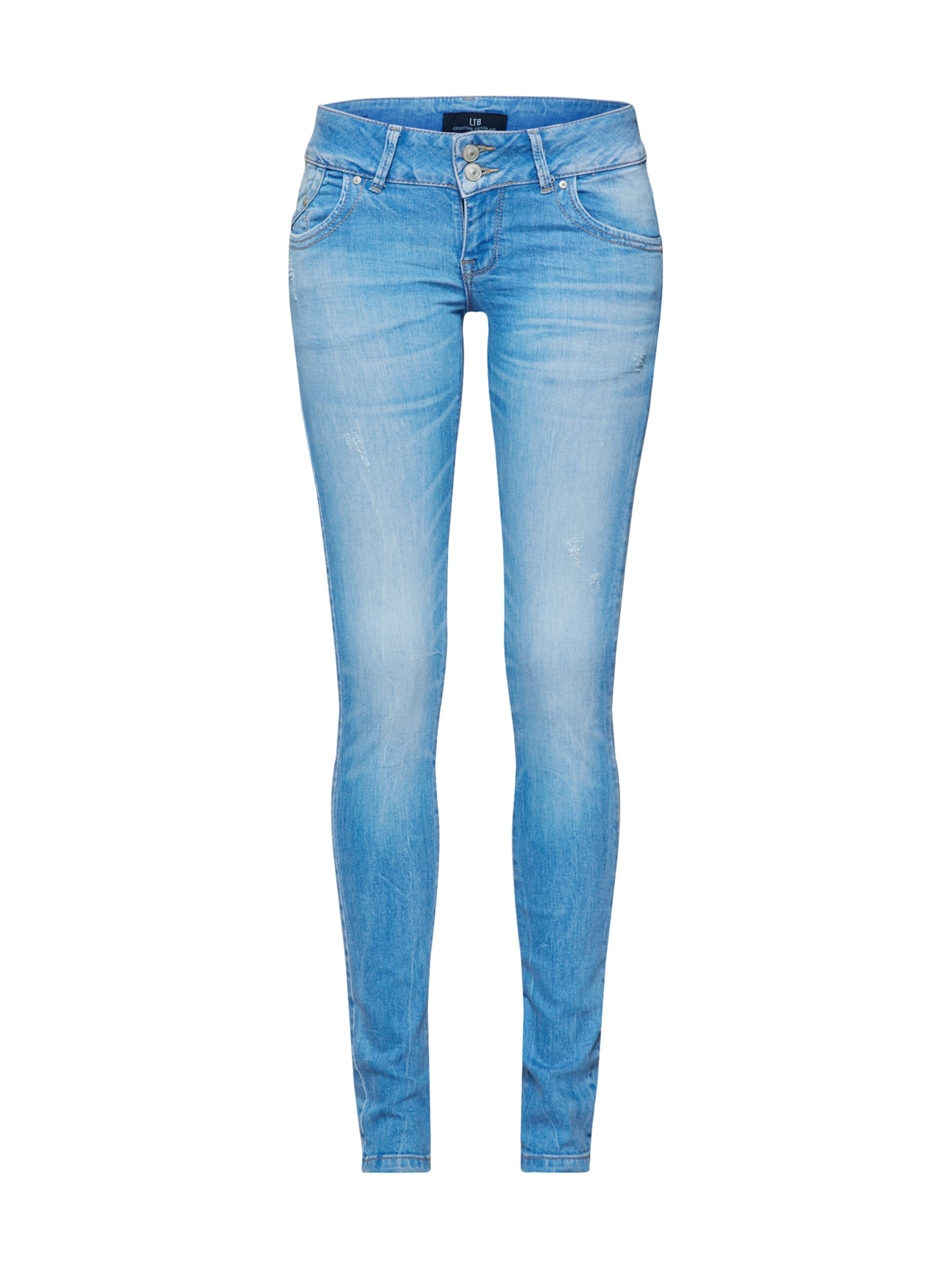 'molly' Ltb Blauw In Jeans Denim fyY7g6Ibv