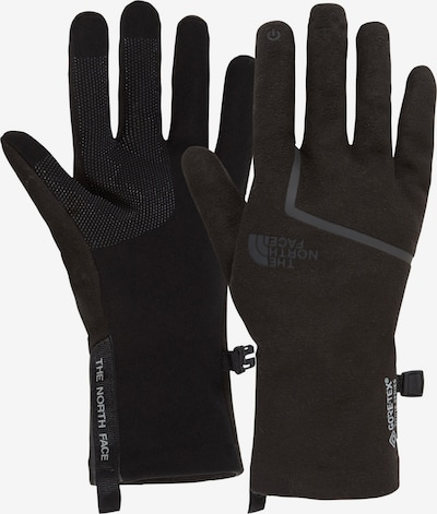 THE NORTH FACE Fleecehandschuhe ' Gore Closefit W ' in schwarz, Produktansicht