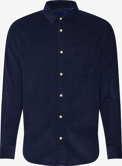 JACK & JONES Overhemd 'KELVIN' in de kleur Navy, Productweergave