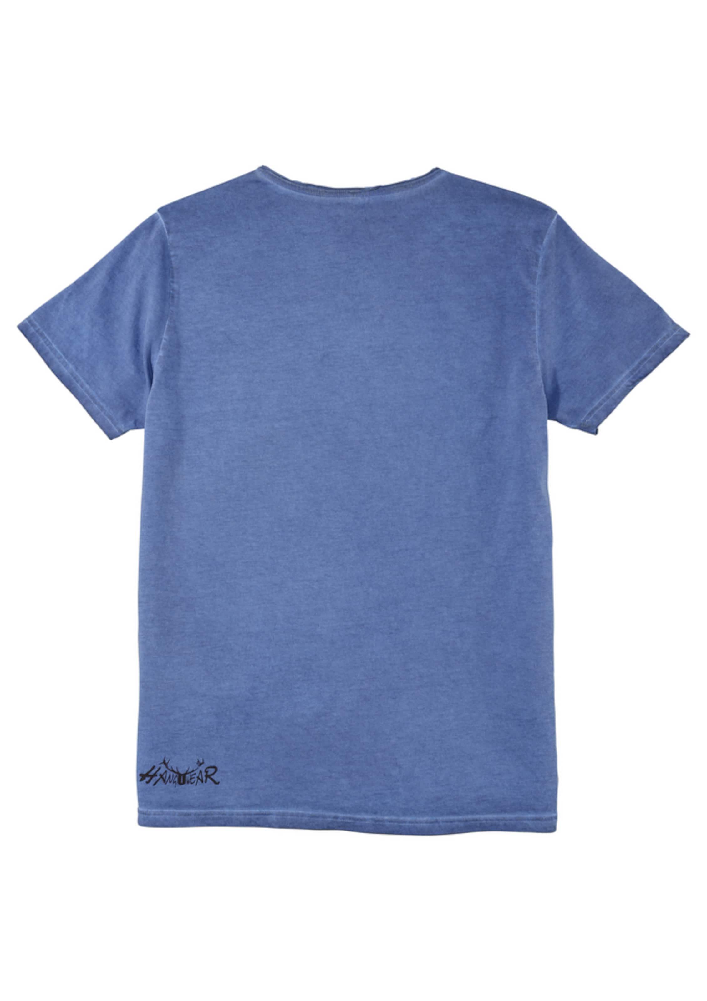 Hangowear BlauMischfarben In Trachtenshirt Hangowear In Koralle Koralle BlauMischfarben Trachtenshirt Trachtenshirt Hangowear fgb6yY7