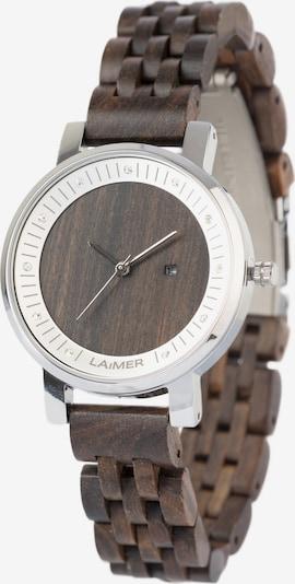 LAiMER Uhr 'Julia' in braun, Produktansicht