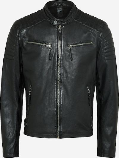 Gipsy Lederjacke 'Chester' in schwarz, Produktansicht