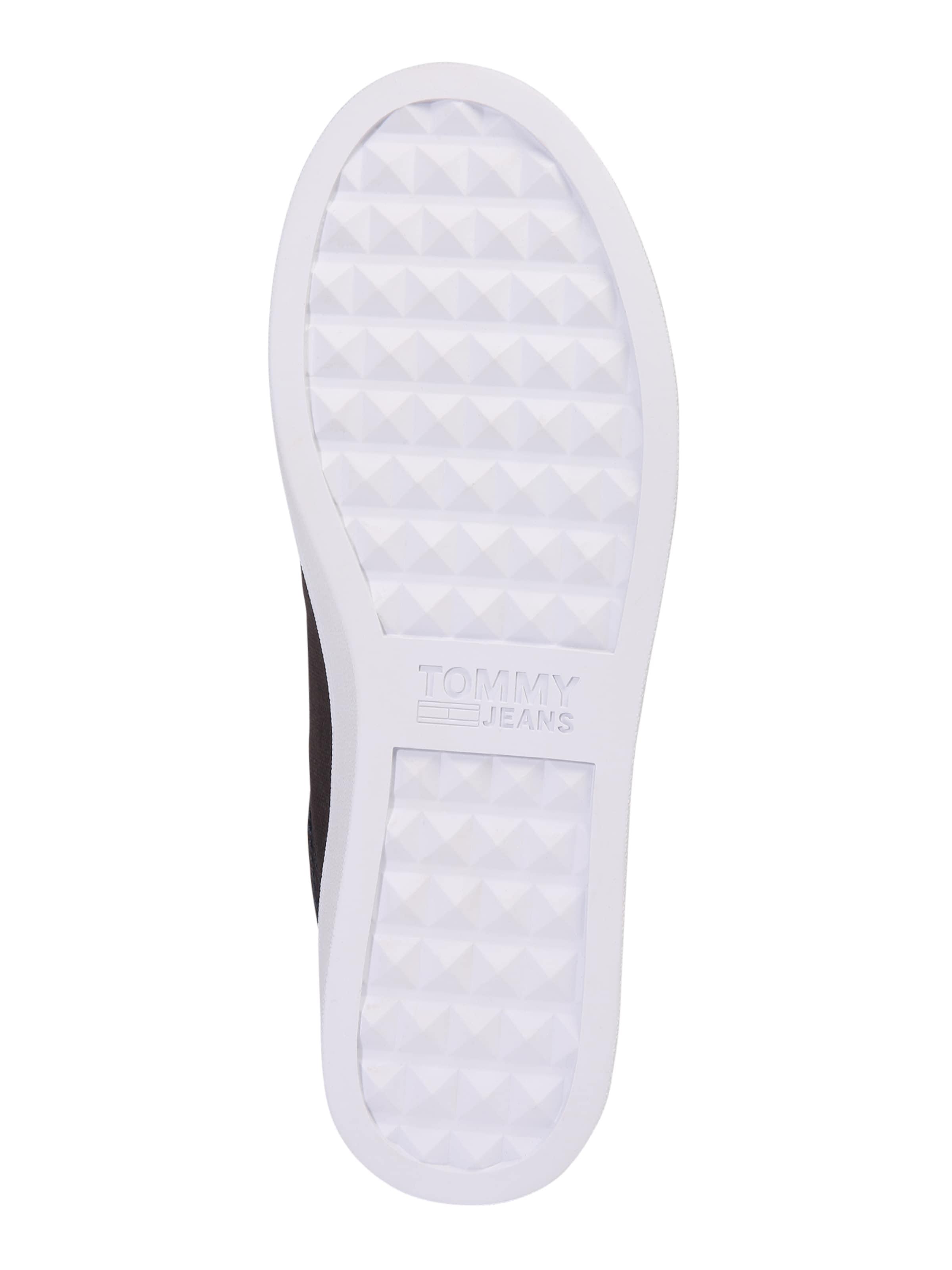 Tommy Jeans Sneaker mit Plateau Günstige Spielraum Store Qcgo3FNNV