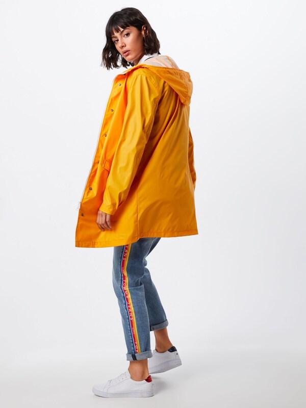 Jeans 'rain Jacket' Manteau Tommy Jaune D'or saison En Mi uTlJK3F51c