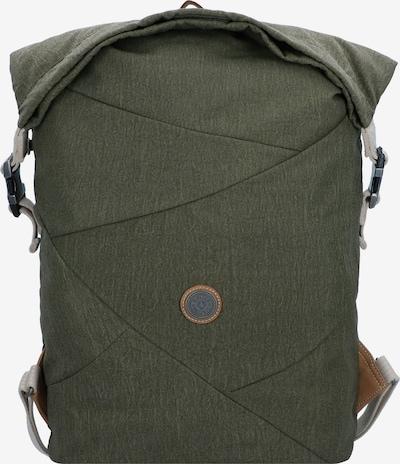 KIPLING Rucksack 'Redro' in grün, Produktansicht