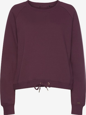 BUFFALO Sweatshirt in Lila