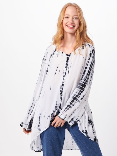 LTB Bluse 'MISOJA' in weiß, Modelansicht