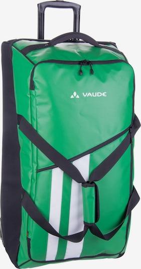 VAUDE Reisetasche 'Rotuma' in grün / schwarz / weiß, Produktansicht