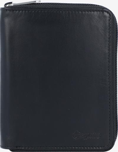 Esquire Porte-monnaies 'New Silk' en noir, Vue avec produit