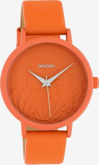 OOZOO OOZOO Quarzuhr »C10605« in orange, Produktansicht