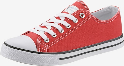 CITY WALK Sneaker in rot, Produktansicht