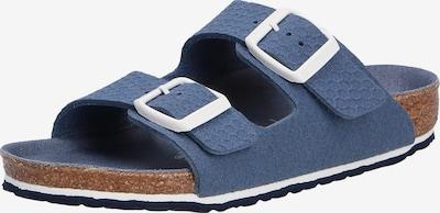 BIRKENSTOCK Pantolette 'Arizona Kids' in taubenblau, Produktansicht