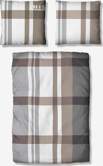 H.I.S Duvet Cover in Beige / Taupe, Item view