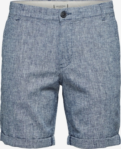SELECTED HOMME Shorts in blaumeliert, Produktansicht