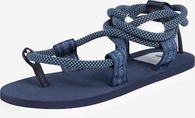 G-Star RAW Sandale in blau / weiß, Produktansicht
