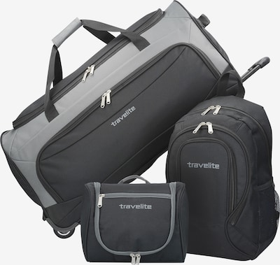 TRAVELITE Reistas 'Garda XL' in de kleur Zwart, Productweergave