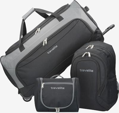 TRAVELITE Sac de voyage 'Garda XL' en noir, Vue avec produit