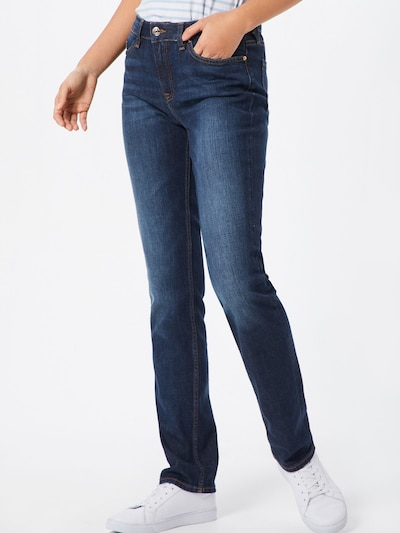 TOMMY HILFIGER Jeans 'ROME' in blue denim, Modelansicht