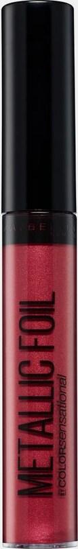 Maybelline New York Color Sensational Metallic Foil Lippenstift