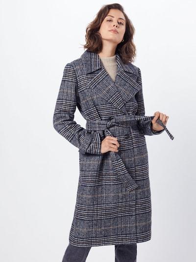 OBJECT Mantel 'MELIA' in schwarz, Modelansicht