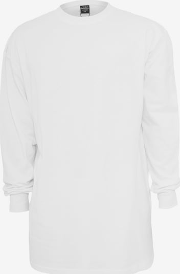 Urban Classics Shirt in weiß, Produktansicht