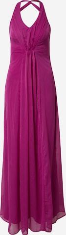ABOUT YOU Večerné šaty 'Rafaela' - fialová