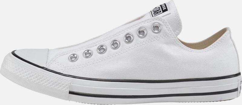CONVERSE Sneakers laag 'Chuck Taylor All Star Slip Ox' in de kleur Wit, Productweergave