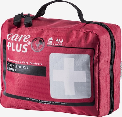 Care Plus Erste Hilfe Set 'First Aid Kit Family' in rot, Produktansicht