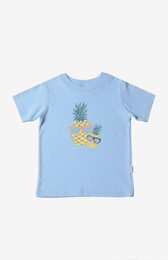 LILIPUT T-Shirt in hellblau / limone, Produktansicht
