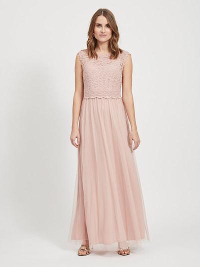VILA Kleid 'VILYNNEA' in rosa, Modelansicht