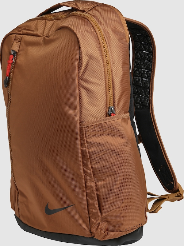 372d9dbdc57af NIKE Rucksack  Nike Vapor Power 2.0  in hellbraun   schwarz