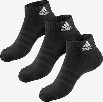 ADIDAS PERFORMANCE Socken in Schwarz