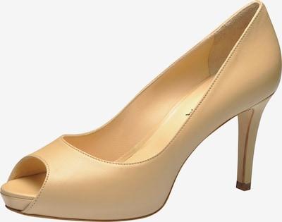 EVITA - Peeptoe in beige