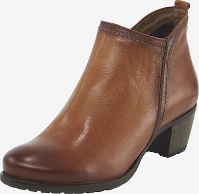 heine Chelsea Boots in cognac, Produktansicht
