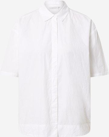 Masai Bluse in Weiß