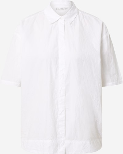 Masai Chemisier en blanc, Vue avec produit