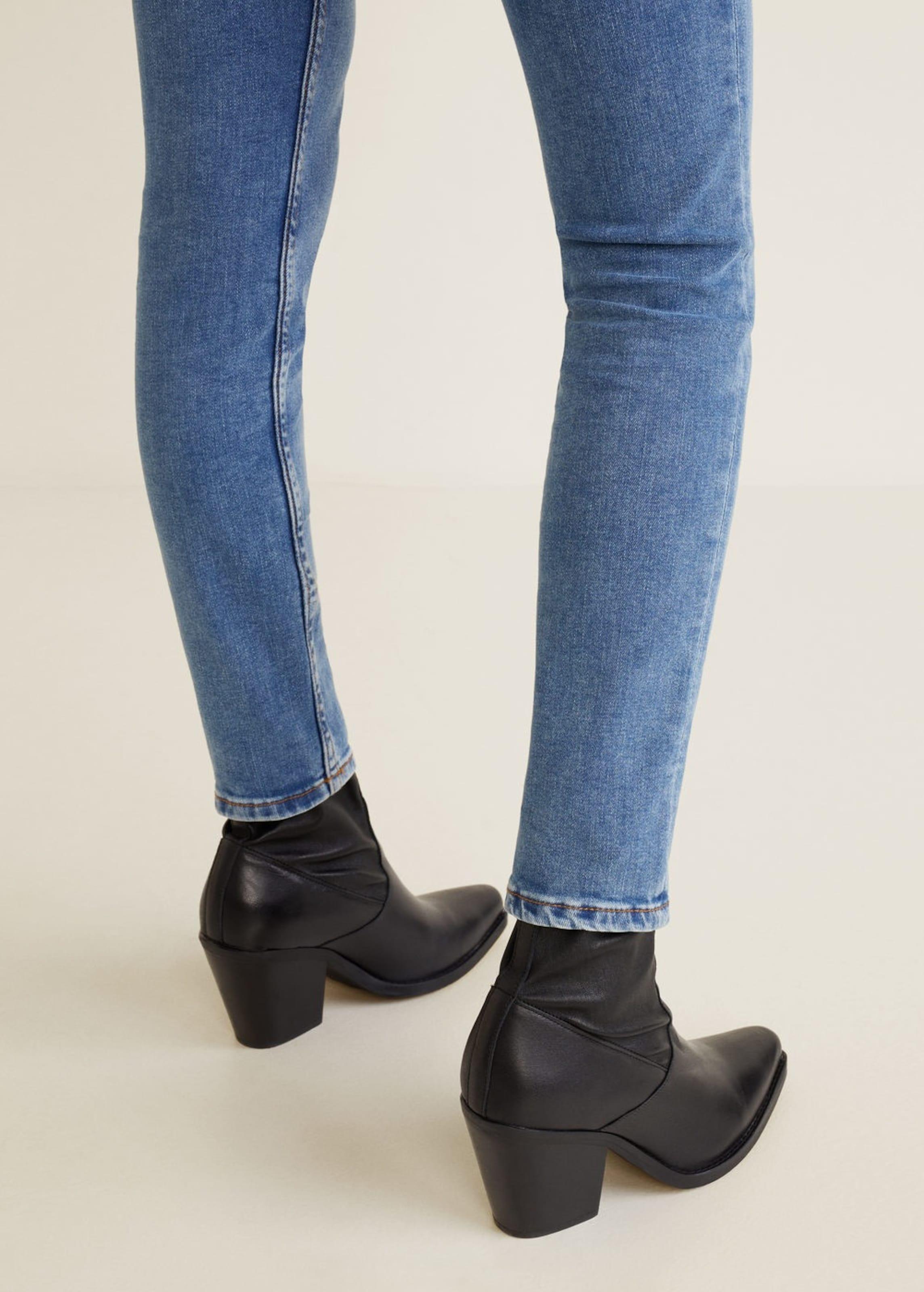Jeans 'olivia' Blue Denim In Mango y7b6gf