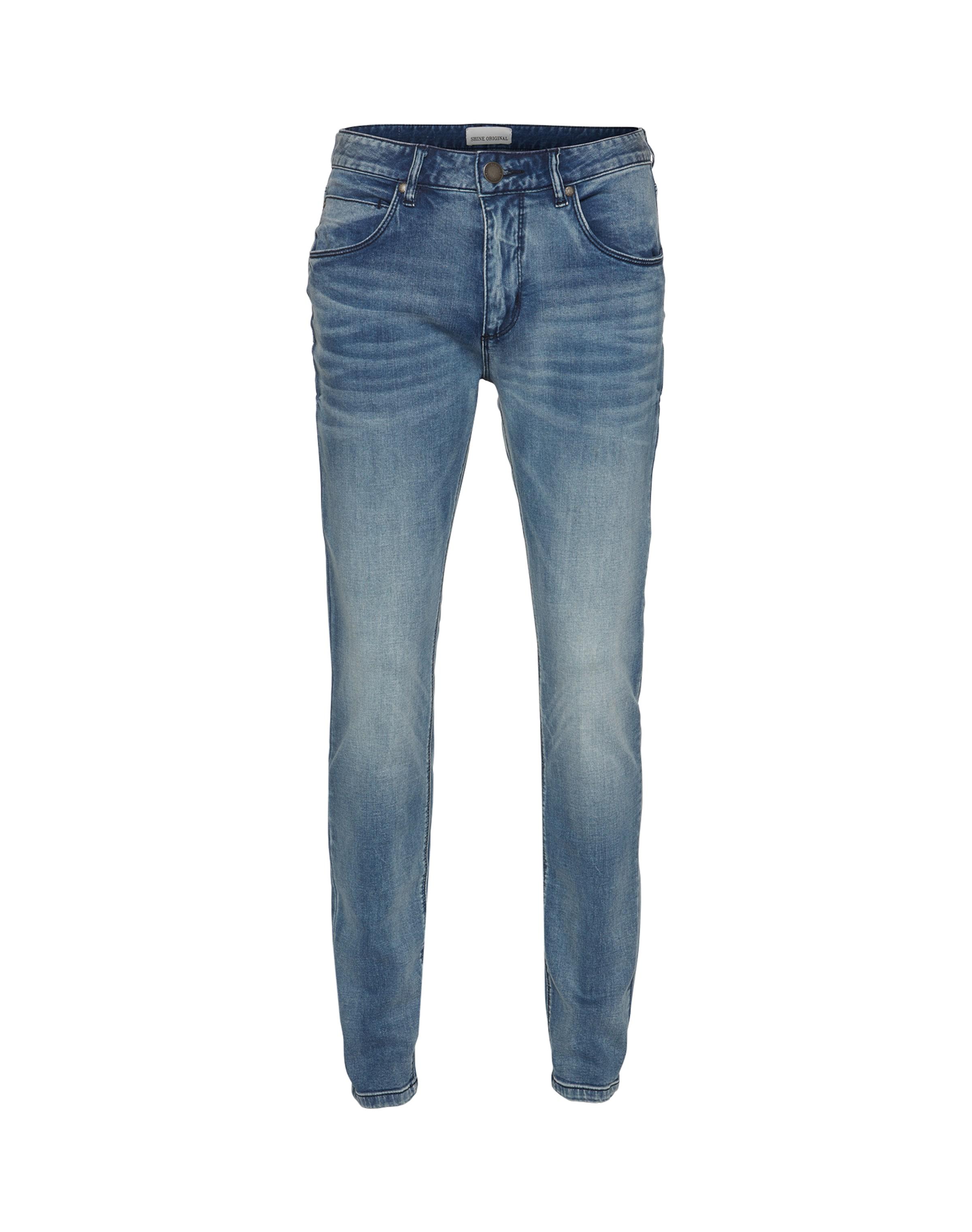 In Jeans Denim Original Fit' Shine 'skinny Blue c5qSAj4R3L
