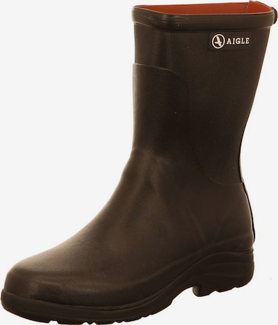 AIGLE Stiefel in schwarz, Produktansicht